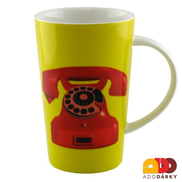 Hrnek telefon 420 ml